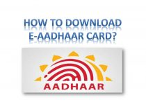 Aadhaar Card Download Through Online
